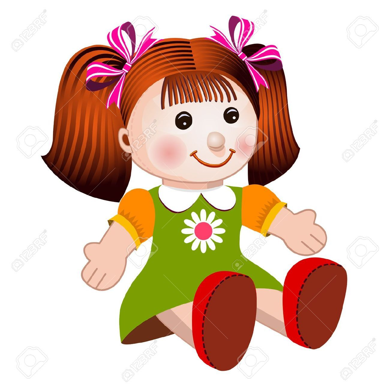 Art Toys For Girls : Toy doll clipart google search store pinterest