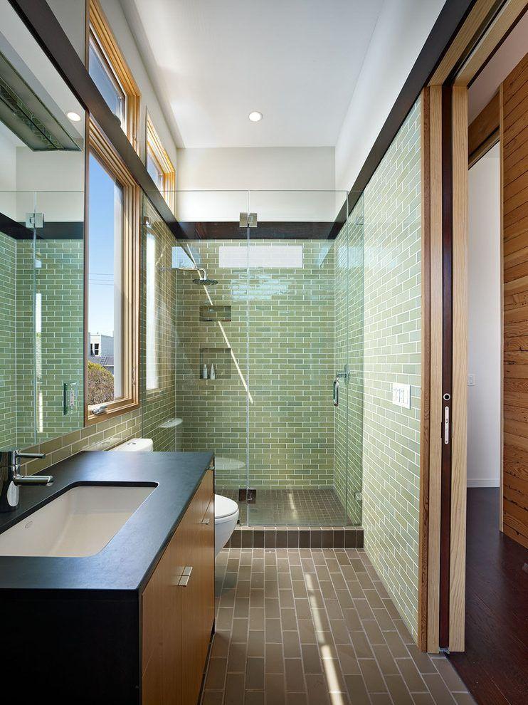 Narrow-ensuite-ideas-bathroom-contemporary-with-black-stripe-shower Bathroom With Stripe Designs on safari style bathroom design, vintage inspired bathroom design, camo bathroom design, hippie bathroom design, asian inspired bathroom design, industrial chic bathroom design, houzz bathroom design,