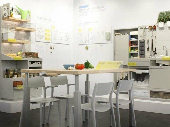 IKEA kitchens innovative technologies sustainable küchendesign ...
