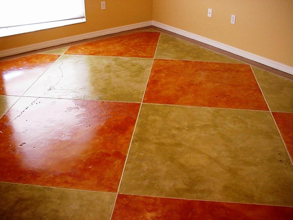Concrete Paint Colors Home Depot Flooring Concrete Floors Painted Concrete Floors