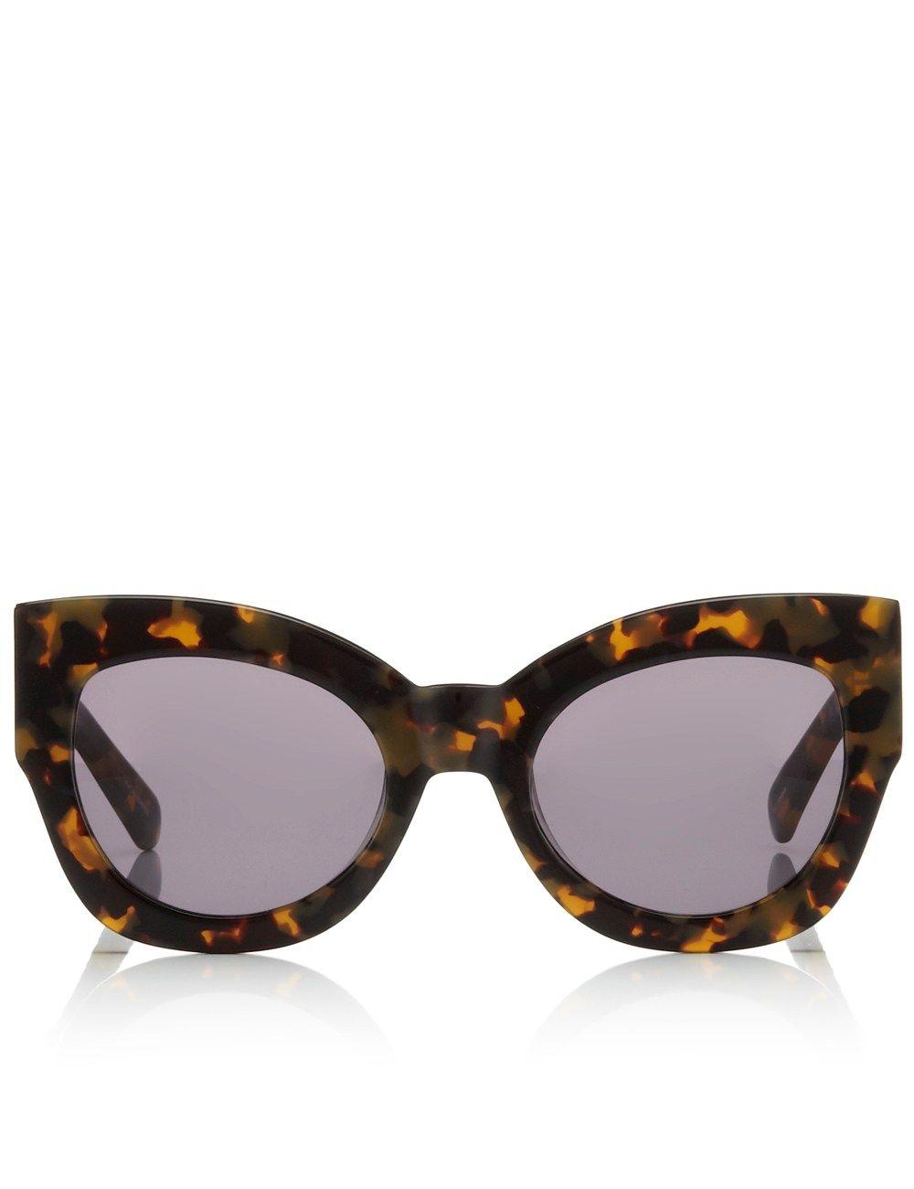 Tortoise Northern Lights Sunglasses | Karen Walker Eyewear | Avenue32