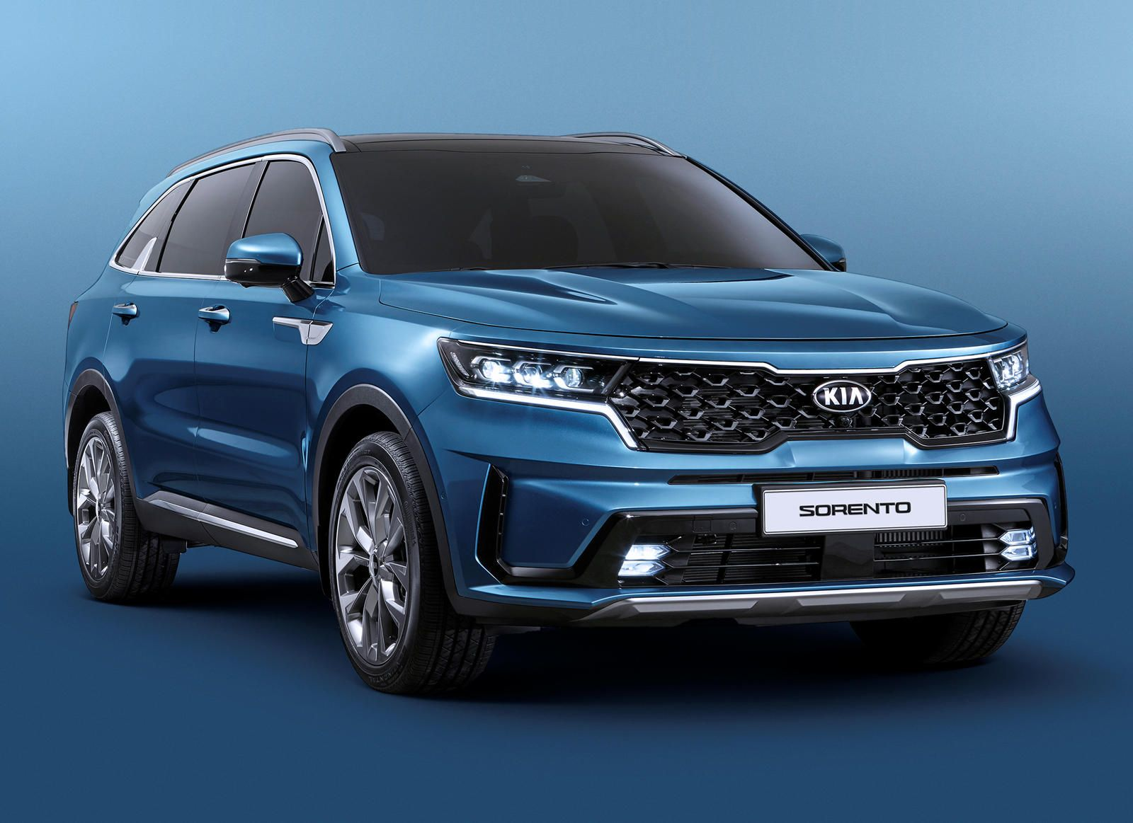Meet The All New 2021 Kia Sorento In 2020 With Images Kia