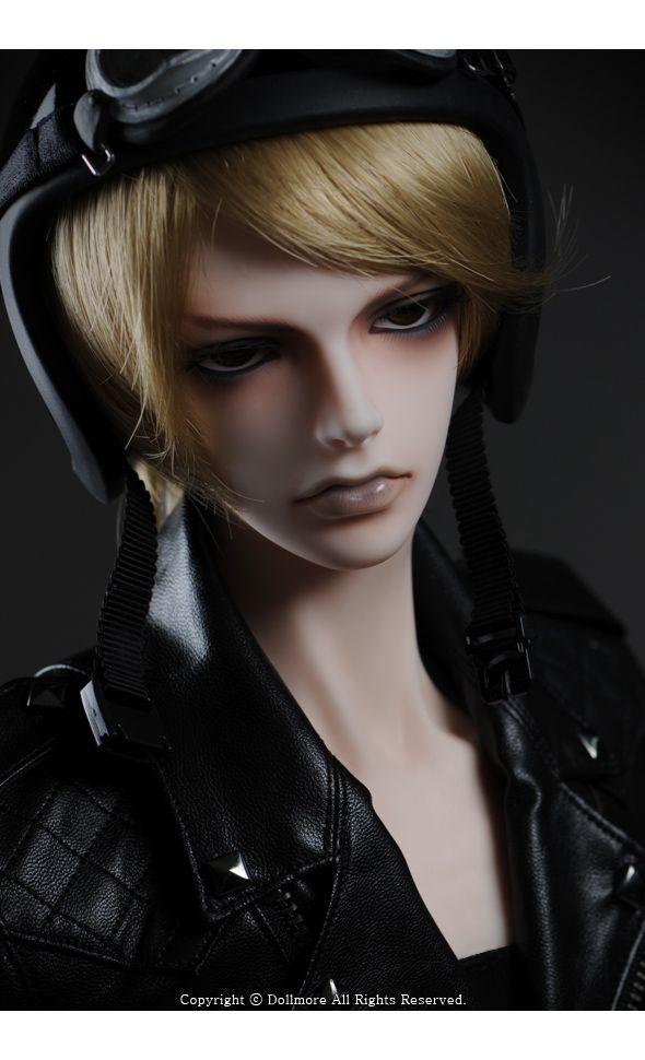 dollmore [Glamor Model Doll - Cruising Rider; Yarn Sae - LE10]