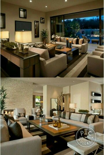 Formal And Informal Living Room At The Same Time Room Family