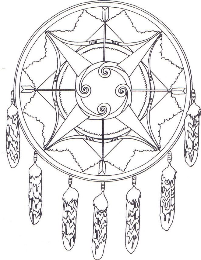 Native american, Coloring pages and Coloring on Pinterest ...