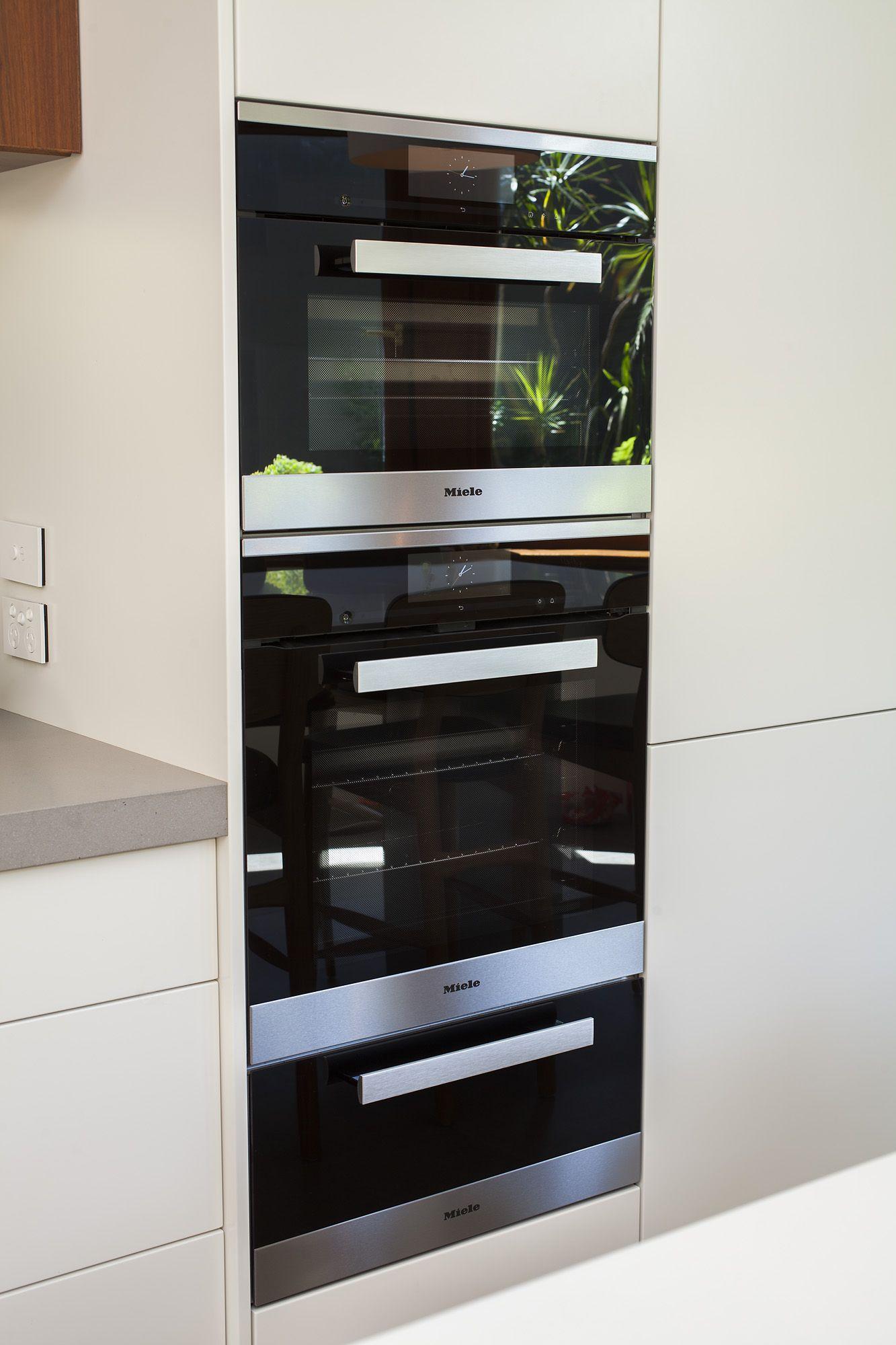 Kitchen Appliance Layout One Wall