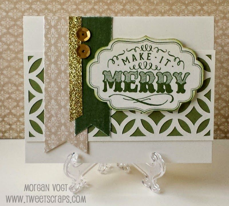 TweetScraps: Park District Christmas Card Workshop | Christmas cards ...