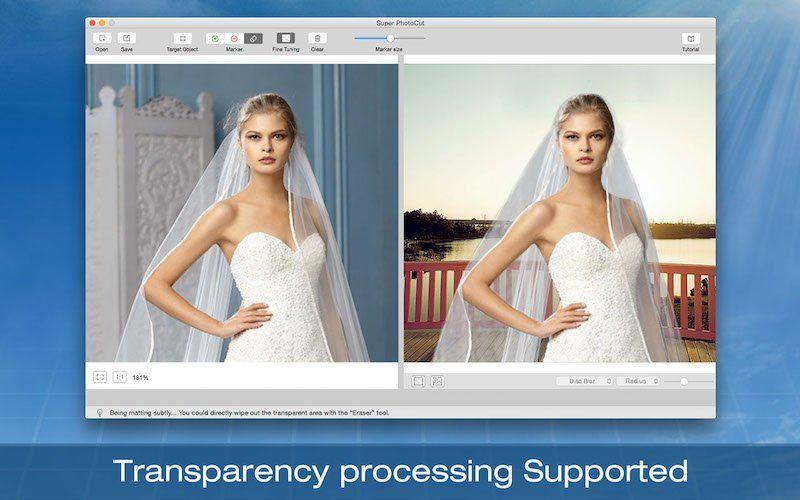 Super PhotoCut App for Mac plugins, Image