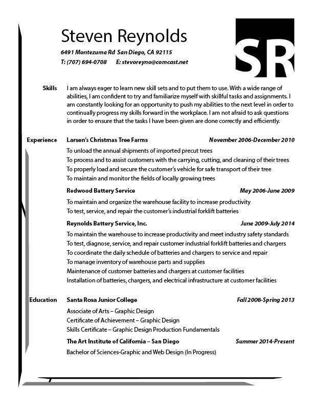 Pin by Steven on Resume Board Pinterest - forklift resume