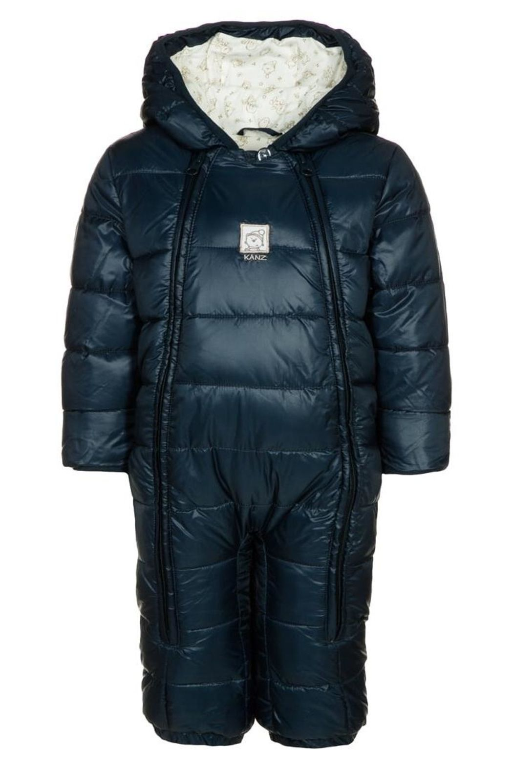 945ed5f08 Kanz Baby Hooded Snowsuit - Main Image | Baby Boy Outwear ...