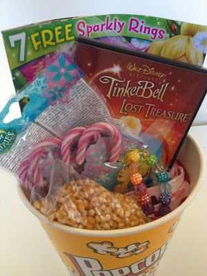 Tinkerbell dvd easter baskets hamper and stockings tinkerbell dvd negle Image collections