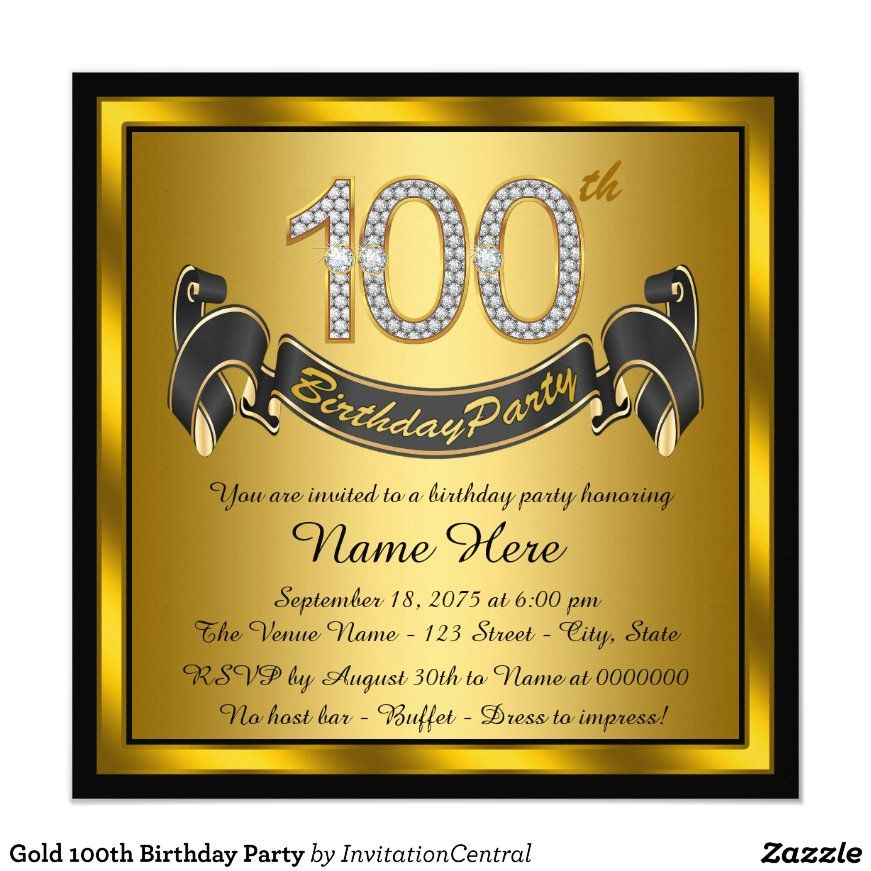 Pin On 100th Birthday Gifts Gift Idea