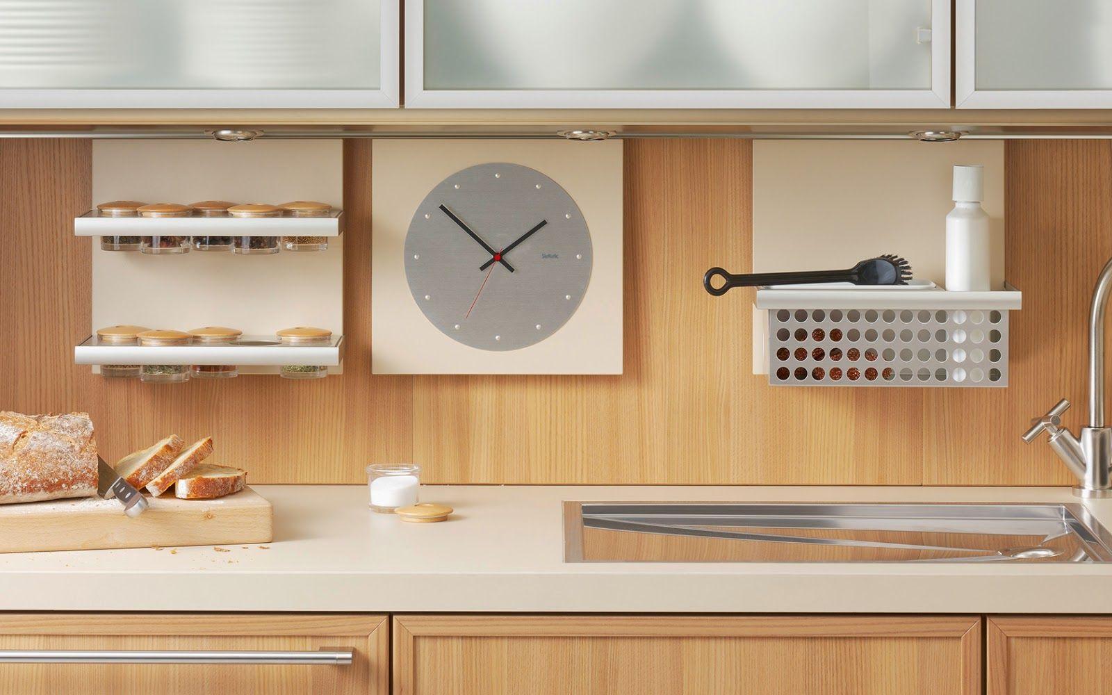 Accesorios de cocina para la pared: para tener todo a mano - Cocinas ...
