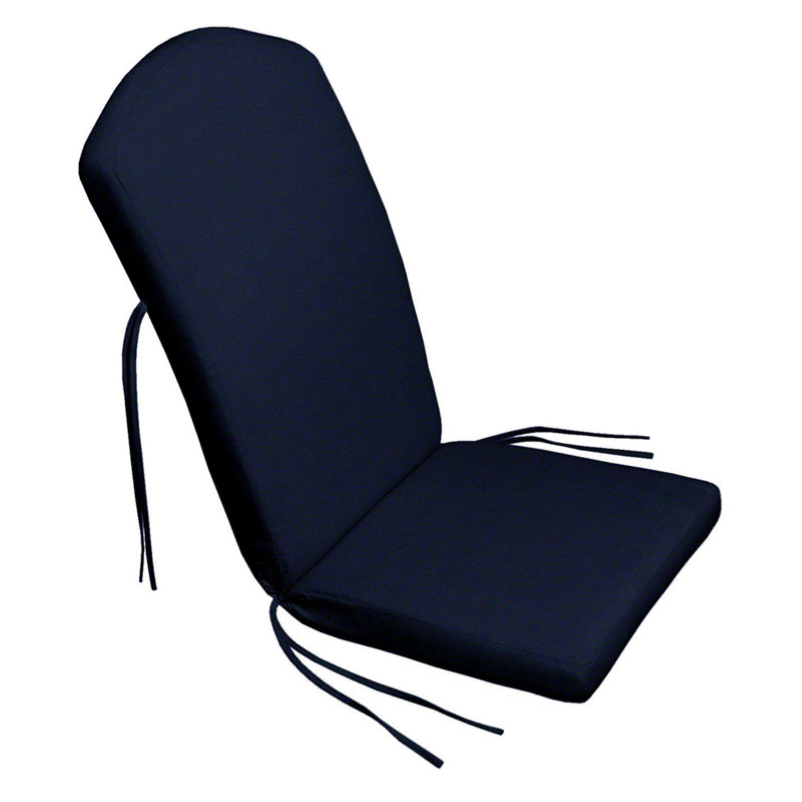 Cushion Source 47 X 21 In Solid Sunbrella Adirondack Chair
