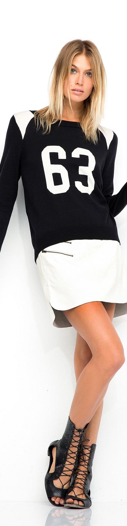Pam & Gela Spring 2015 Ready-to-Wear