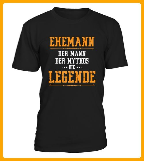 EHEMANN DER MANN DER MYTHOS DIE LEGENDE - Shirts für paare (*Partner-Link)