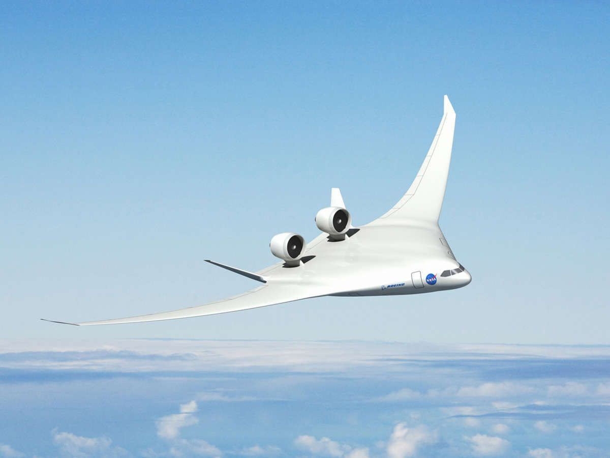 Futuristic X Planes Will Let Nasa Push The Frontiers Of The Sky Aircraft Aircraft Design Aircraft Wing