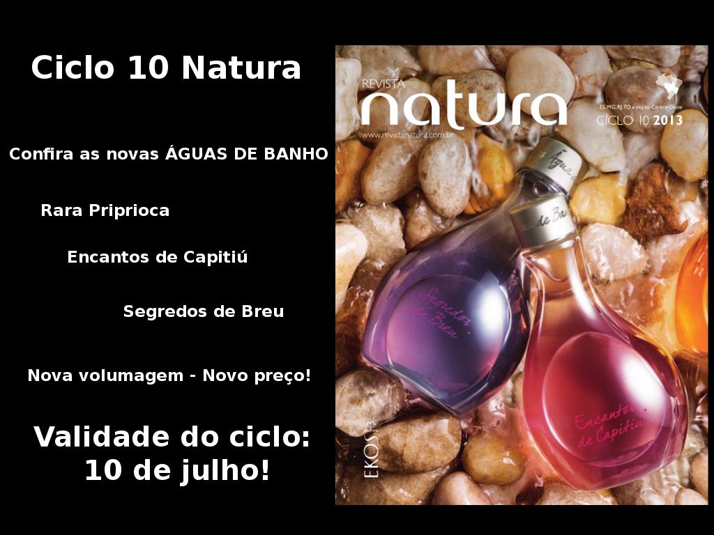 Novas #AguasdeBanho  #Natura são um dos lançamentos do ciclo 10. Nova volumagem, novo preço >> http://tmblr.co/Zegk6yoNRH3u