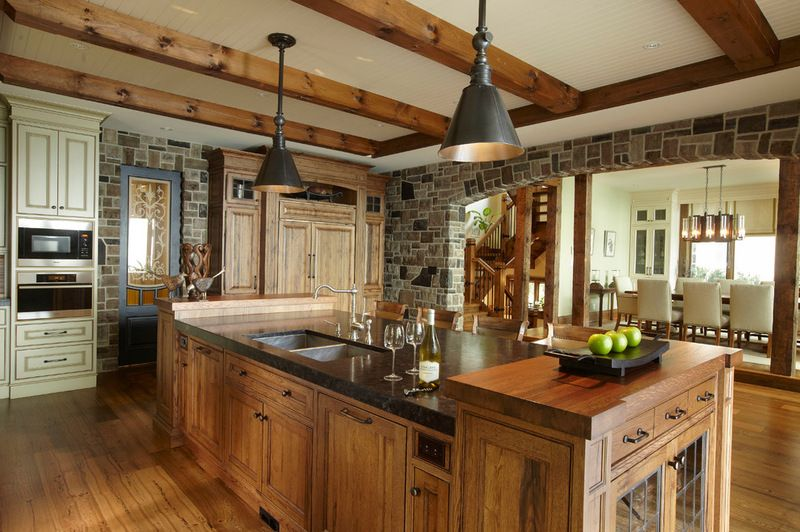 11 This Is The Kitchen In The Toronto Cottage That Secured The No 5 And 8 Spots On Our List