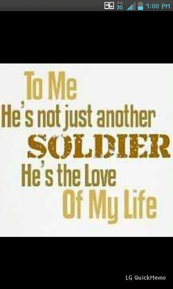 My Soldier My Hero My Love Army Girlfriend Army Wife Life Military Wife Life
