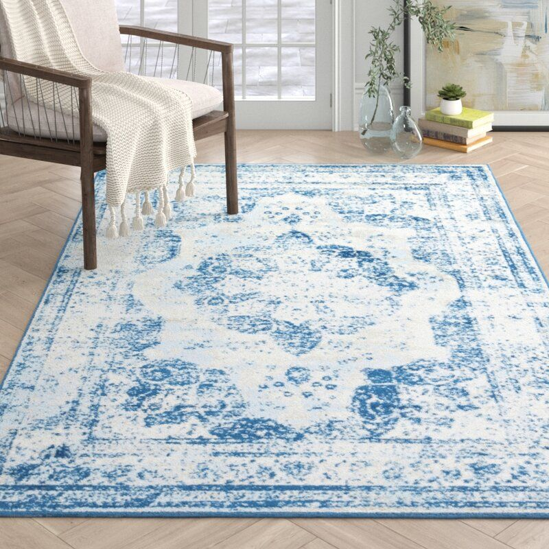 Pin By Megan Kizer Slocum On Mt House Blue Area Rugs Area Rugs