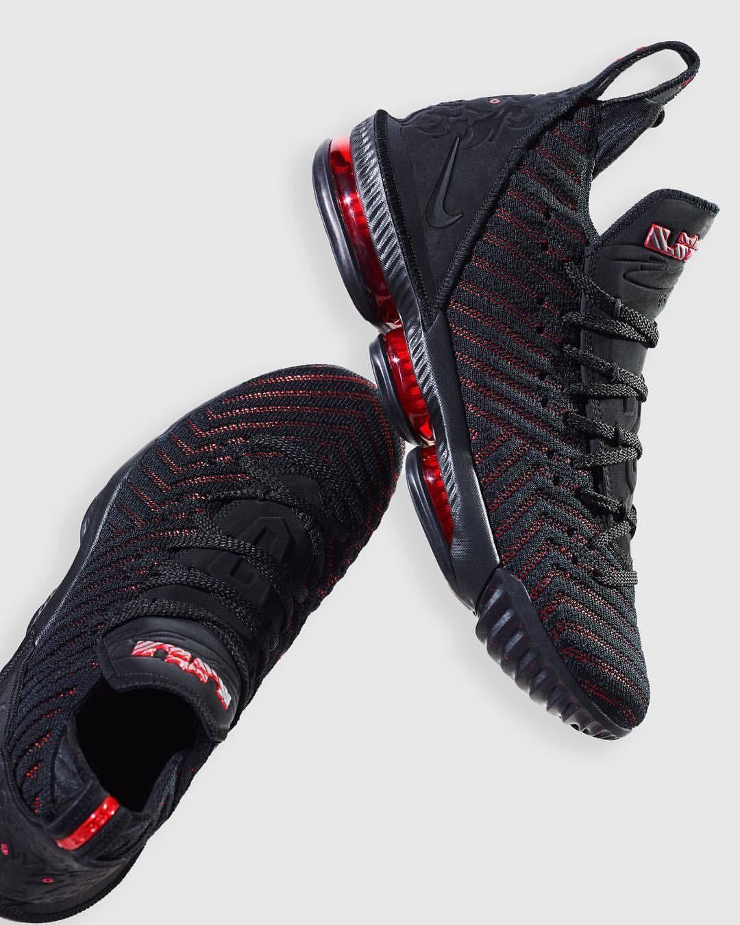 9bae62397c0 Return of the King.  Nike Lebron 16  Fresh Bred  Launching 9 20