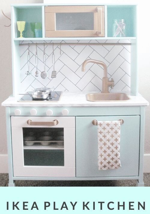 Kitchen play set | A room for Sadie | Pinterest | Plays, Kitchens ...