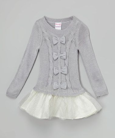 c5063e80a46 Look what I found on  zulily! Gray