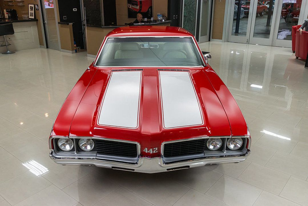 1969 Oldsmobile 442 for sale near Plymouth, Michigan 48170 ...