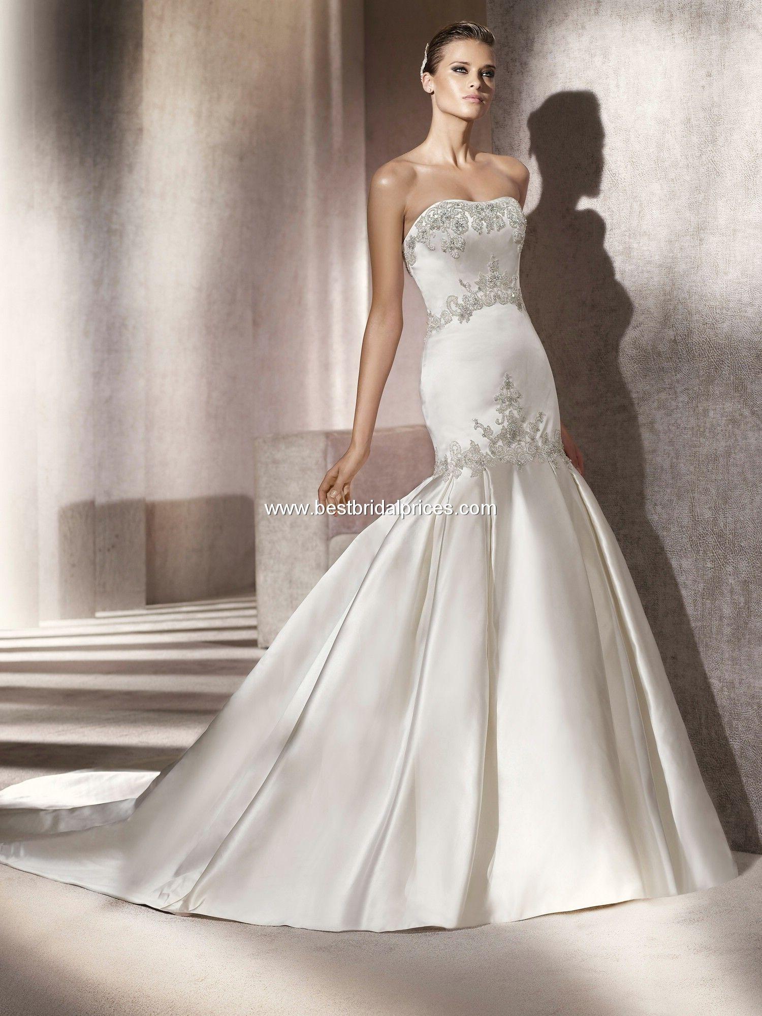 Pronovias wedding dresses style pinal ium engaged pinterest