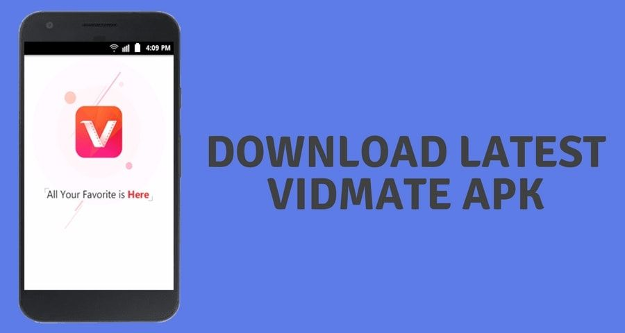 Download Latest Vidmate APK best YouTube music and Video