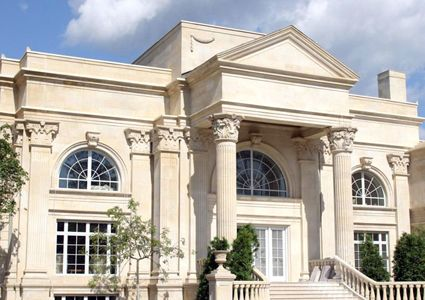Neoclassical interior design neoclassic house plans for Neoclassical house