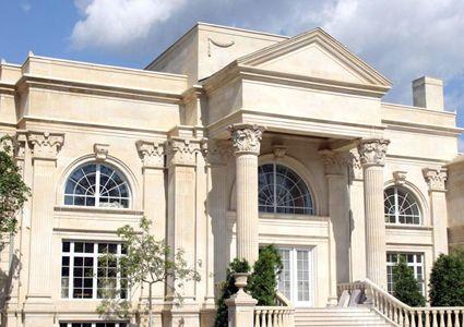Neoclassical interior design neoclassic house plans for Neoclassical house plans
