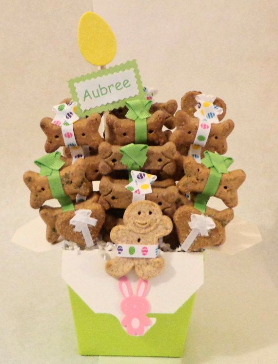 Easter basket dog biscuit treat dog gift by petiblecreations easter basket dog biscuit treat dog gift by petiblecreations 2800 negle Images