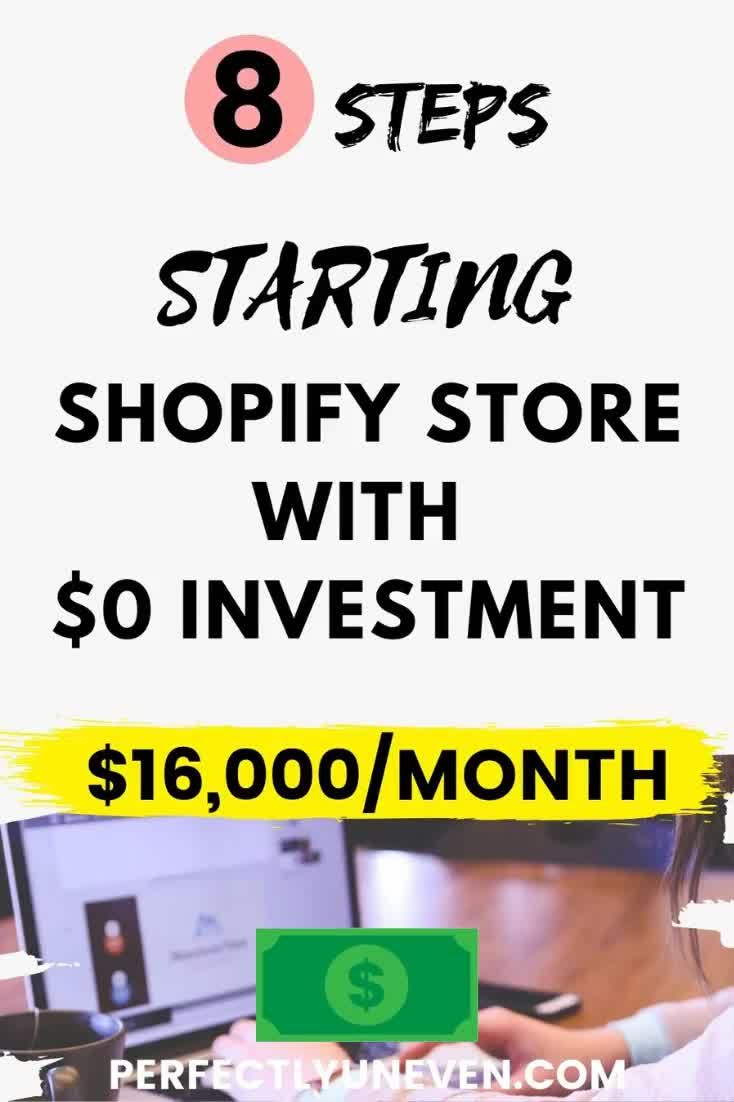 How To Start Dropshipping On Shopify Free - Perfec...