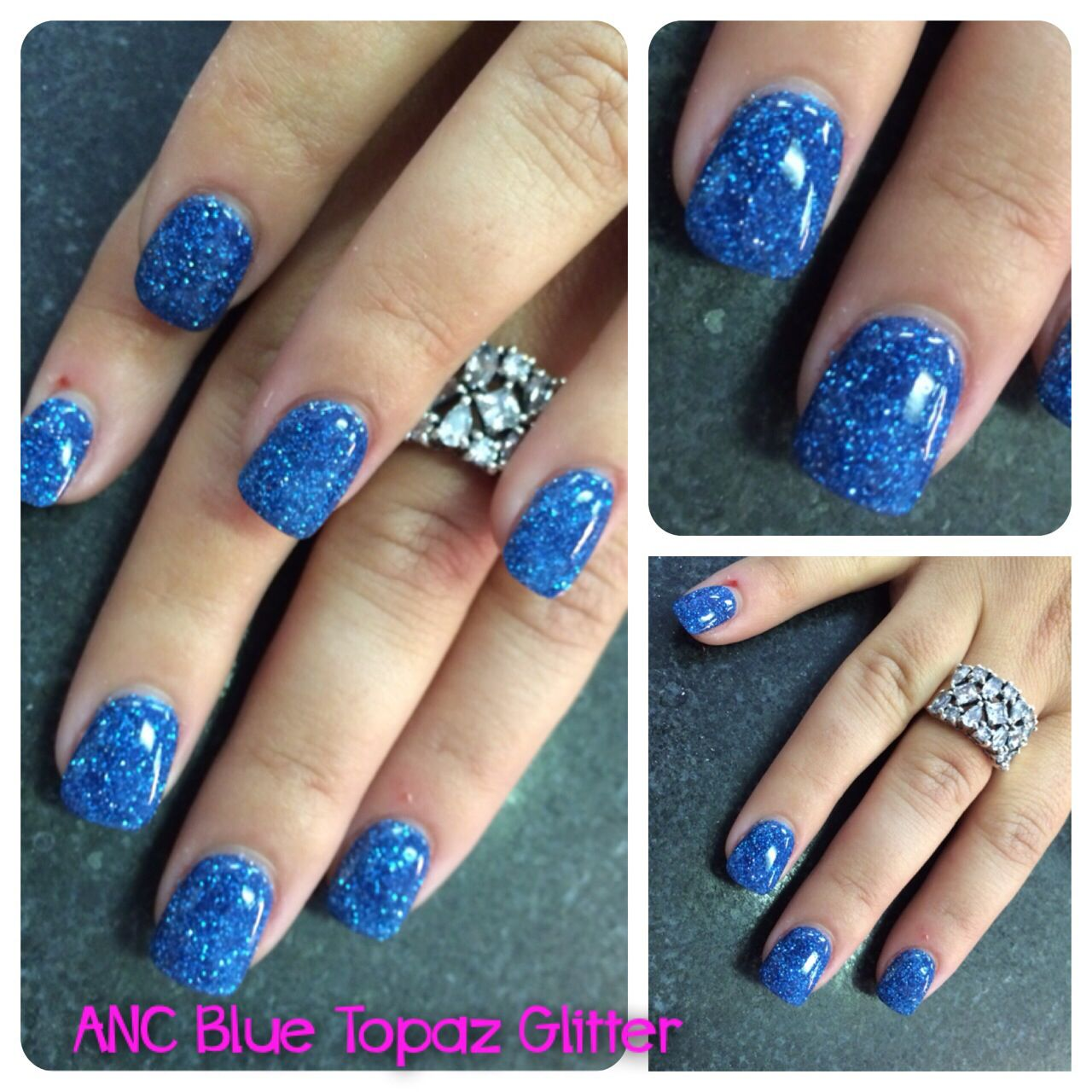 ANC glitters - ANC Glitters Amazing Nails Concept ANC Nails Ombre ANC