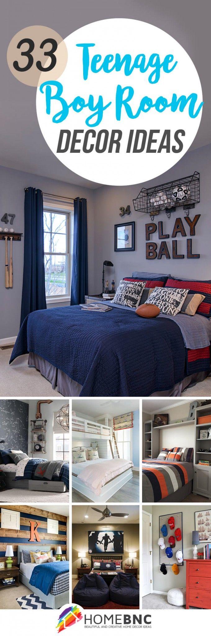 Cool Teen Church Rooms: Teenage Boy Room Design Ideas