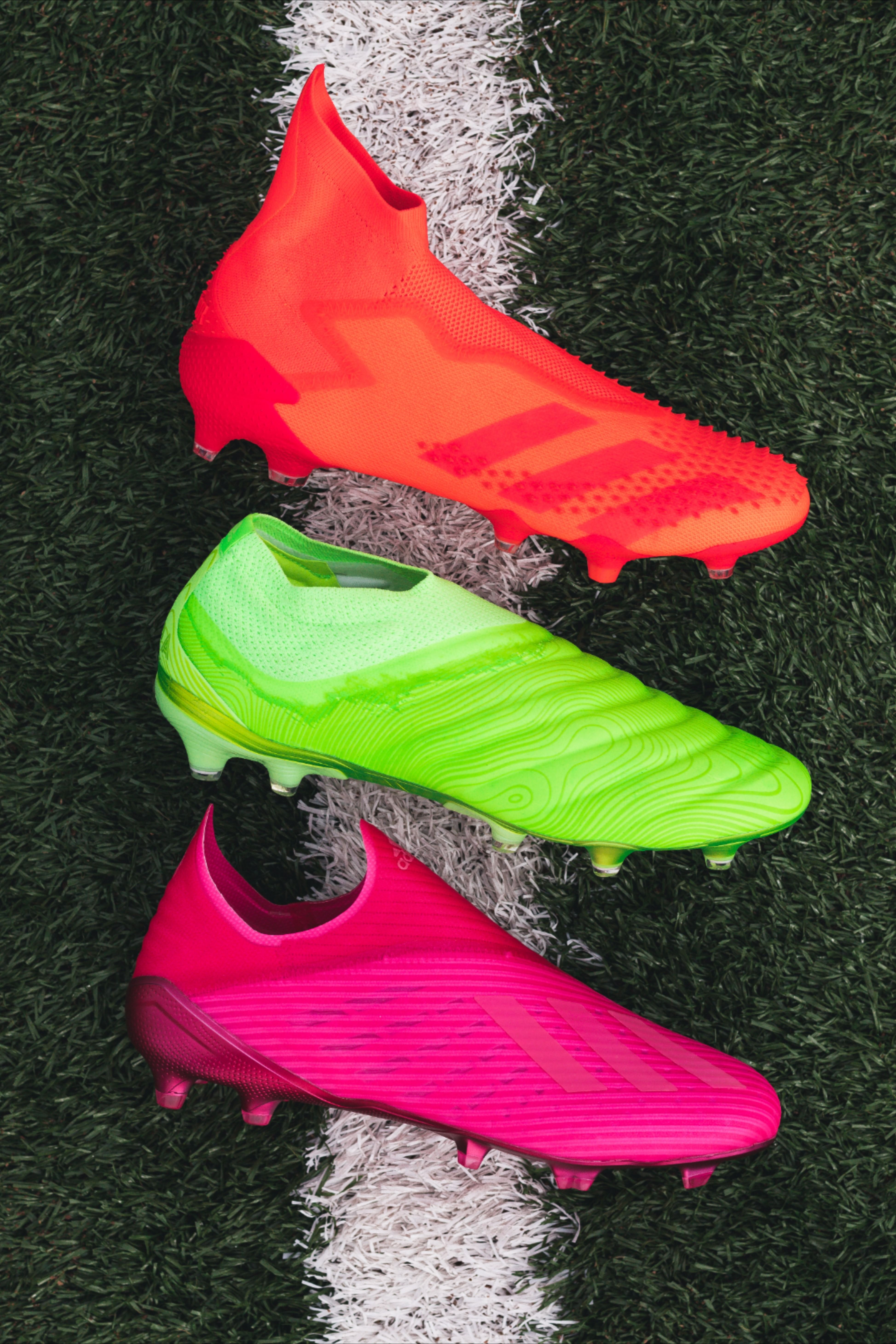Adidas Locality Pack Predator20 X19 Copa20 Soccer Cleats In 2020 Soccer Cleats Adidas Soccer Cleats Cool Football Boots