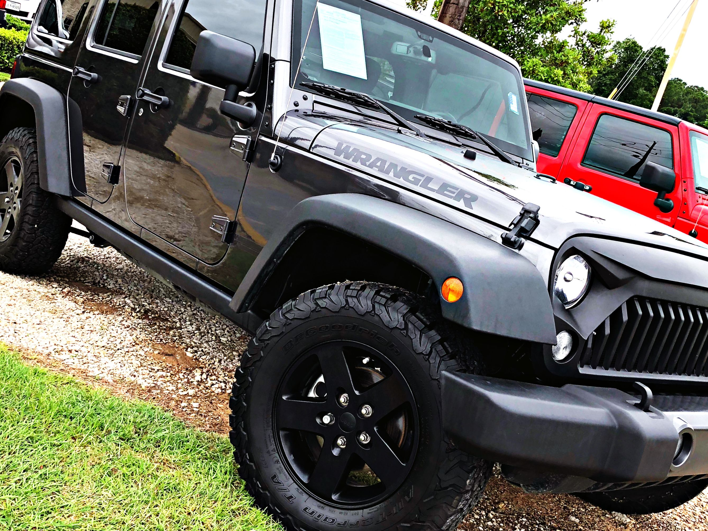 Get A Great Deal On A Pre Owned Jeep At Fincher S Texas Best