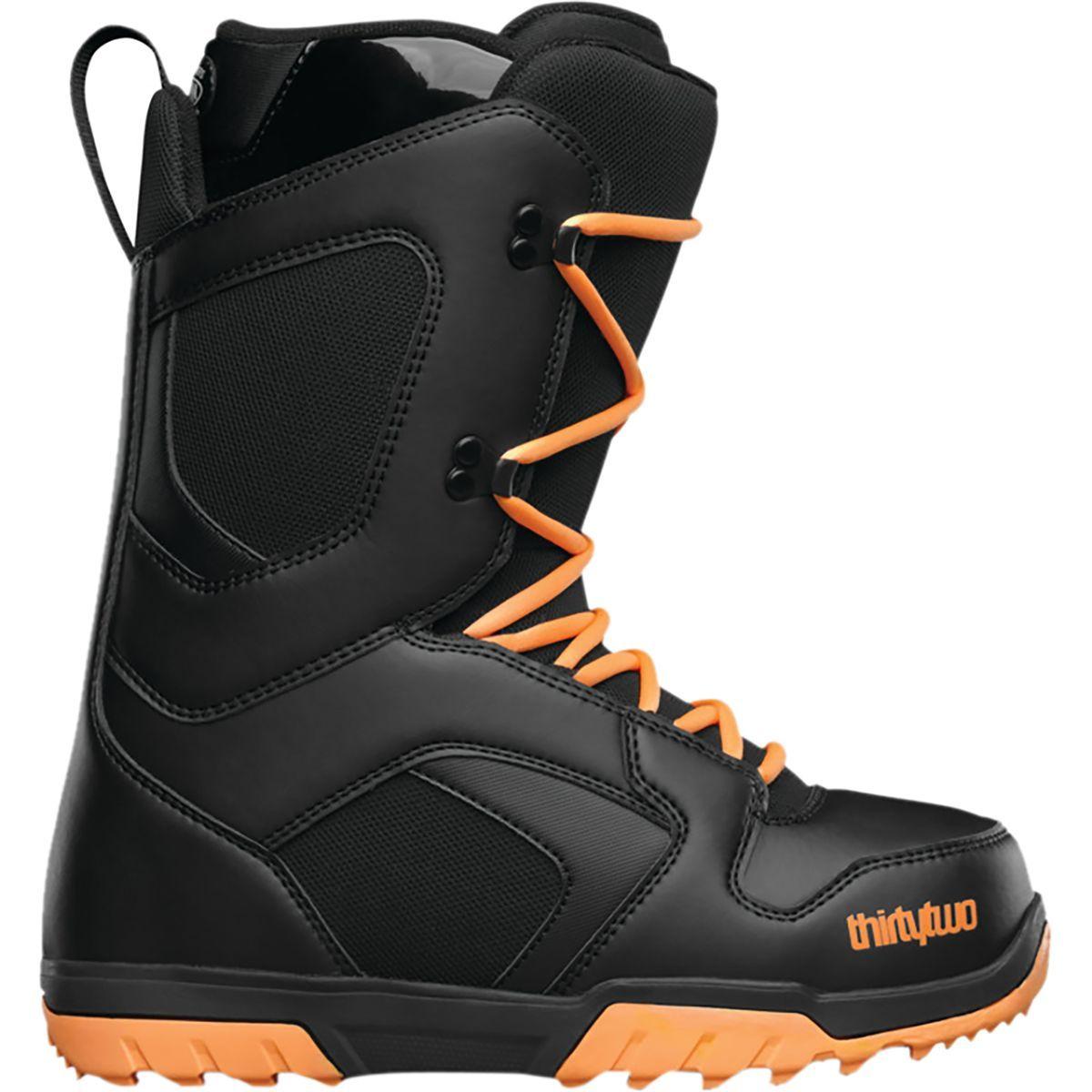 ThirtyTwo Exit Snowboard Boot Black/Orange 11.0 Boots