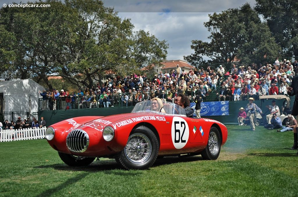 1954 Osca Mt4 1500 Moretti Image Racing Maserati Bike