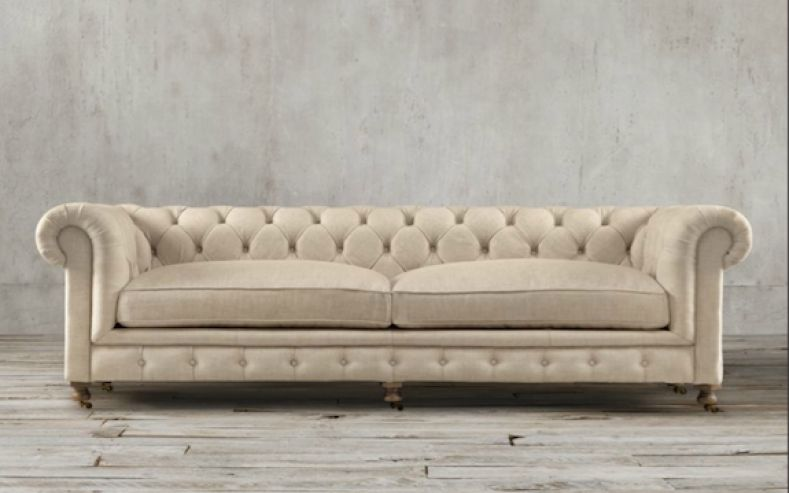 Chesterfield Couch History