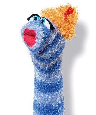 Sokkiez sock puppet