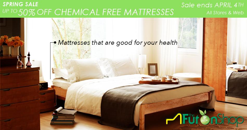 Chemical Free Futon Mattresses