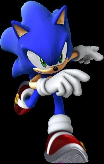 Todos Los Renders De Sonic Sonic The Hedgehog Sonic Dash Sonic