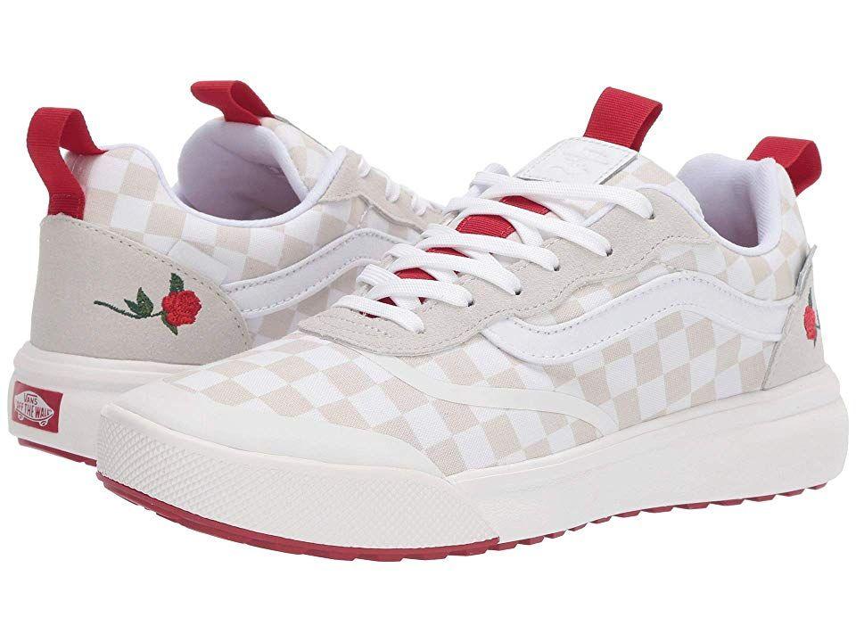 Vans UltraRange Rapidweld Shoes (Leila Hurst) White