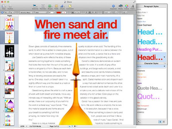 5 Cheaper Alternatives to Word for Mac Apple apps, Word
