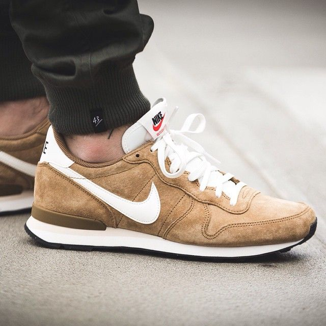 united states cheap price new list nike internationalist pgs leather brown