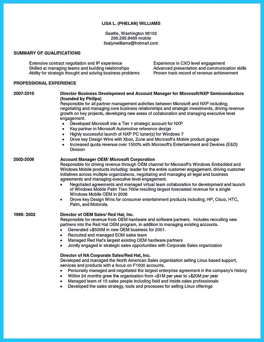 Cool The Most Excellent Business Management Resume Ever Check More