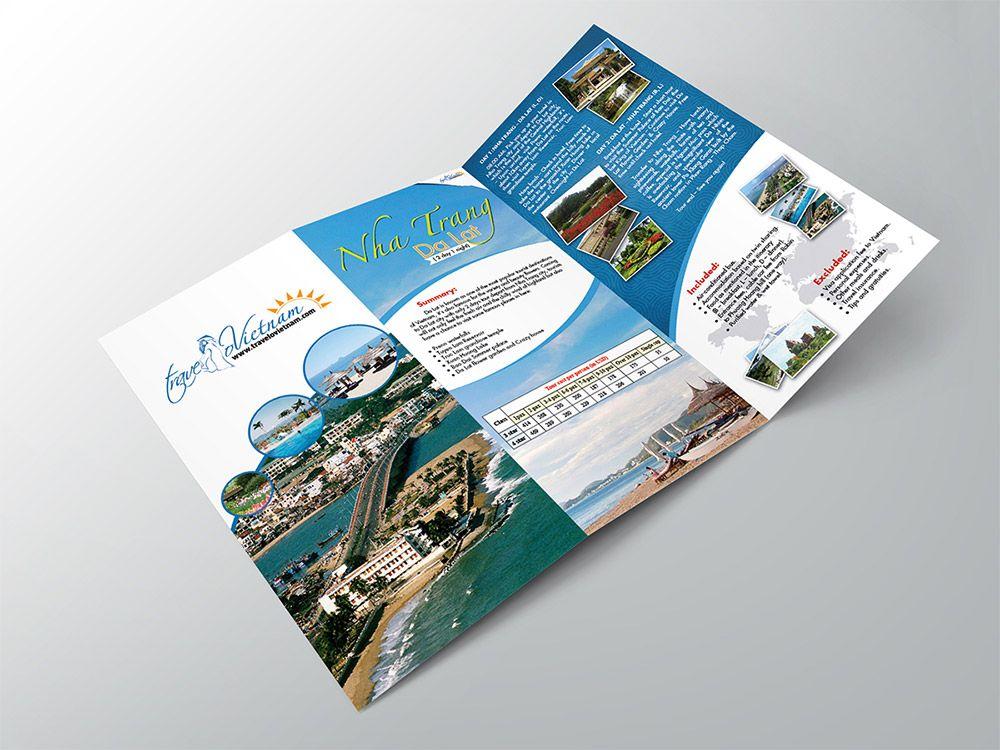 travel brochures examples